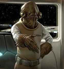 Captain Gial Ackbar