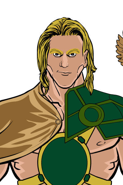 Khor, Son of Khan