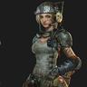 Sergeant Astra Halvorsen