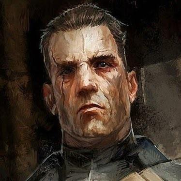 Colonel Viktor Rosenkov