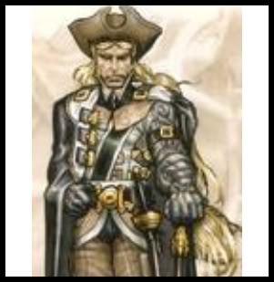 Captain Alizandru Kovack