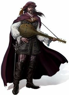 Giles the Troubadour