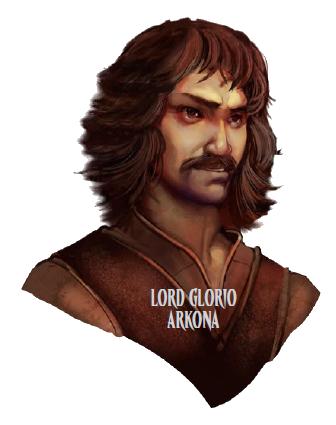 Glorio Arkona, Bahor (Dead)