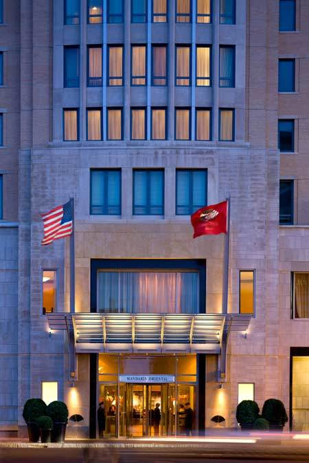 Mandarin Oriental Boston Hotel