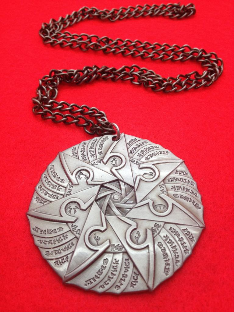 Sihedron-Amulett