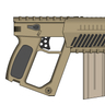 CV-213 Robot Variable Laser Rifle
