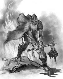 Chieftain Grum