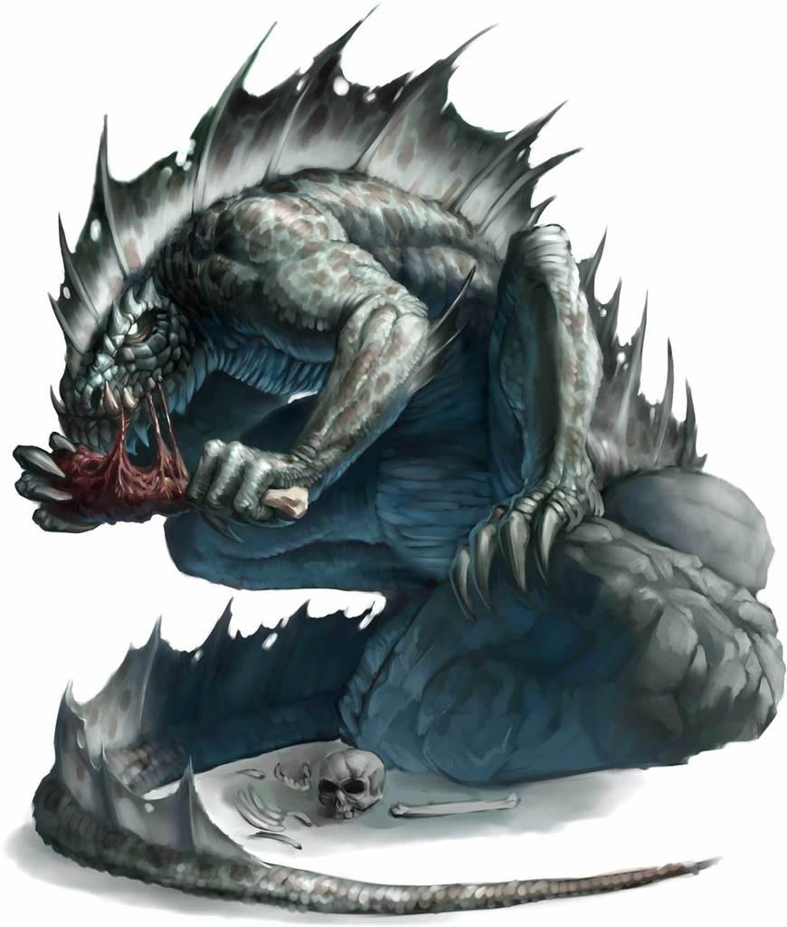 (Monster) Ghonhatine