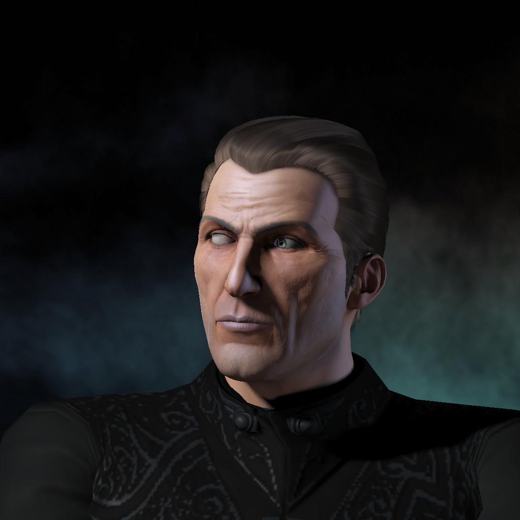 Admiral Bendak Rourke