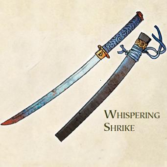 Whispering Strike