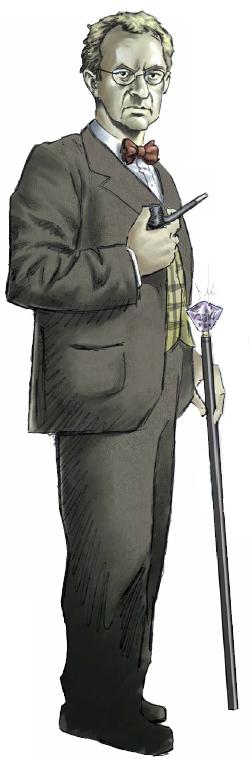 Professor William Headley