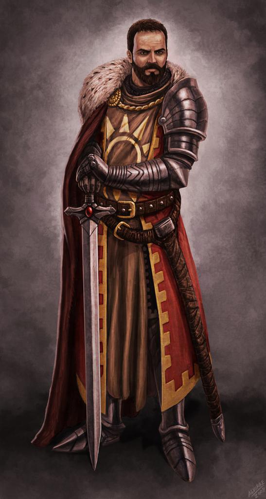 King Gell Amfrid of Astor