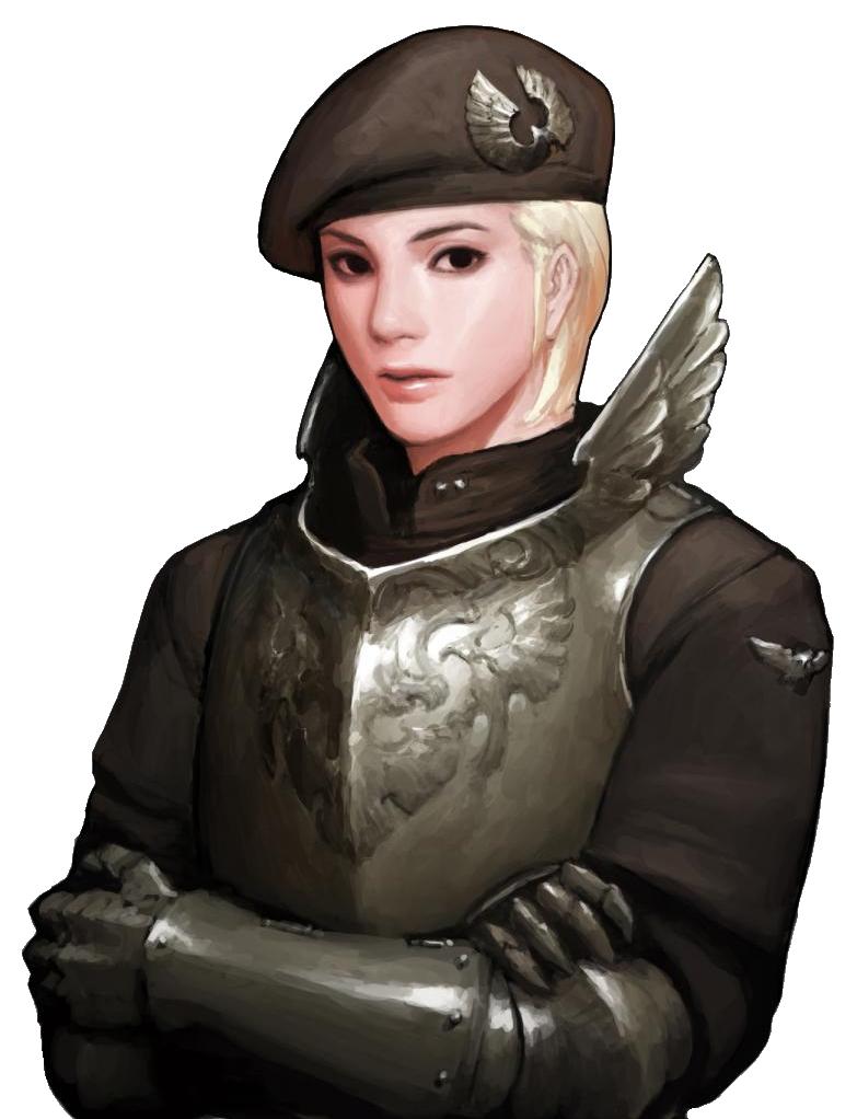 Tactician Ina