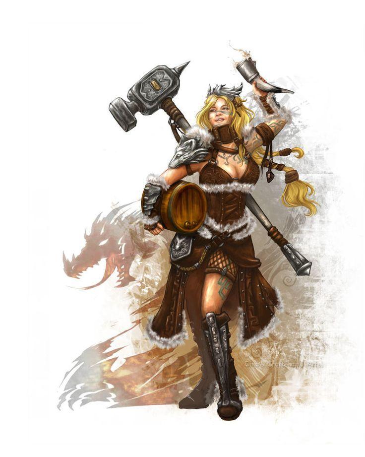 Kunkka Keg-Slayer
