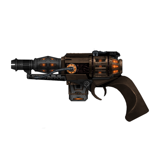 Trex Heavy Blaster