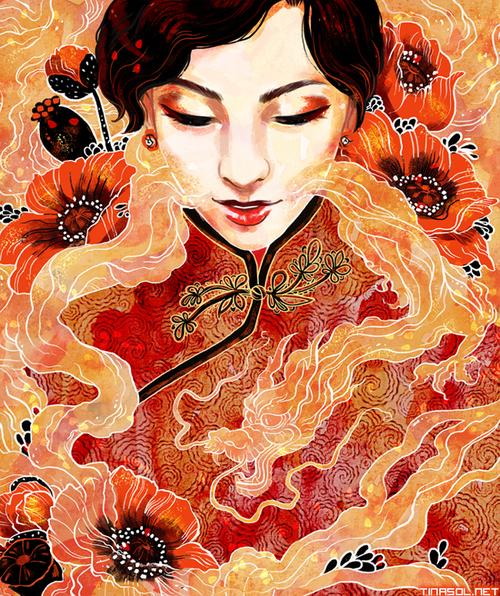 ℐℛ | Madame Fei-Huan