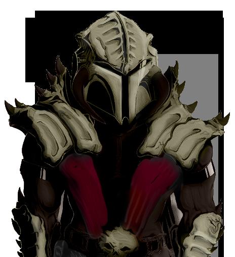 The Bas'Katar Honor Armor