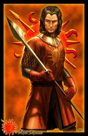 Prince Oberyn Nymeros Martell