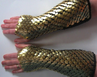 The Cadorna Family Gauntlets