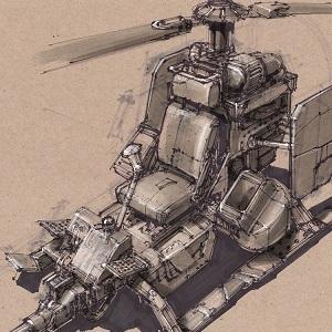 Kurgan's Gyrocopter