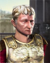 Emperor Gaius Julius Caesar Augustus