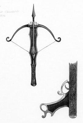 Deathstalker Hand Crossbow +1