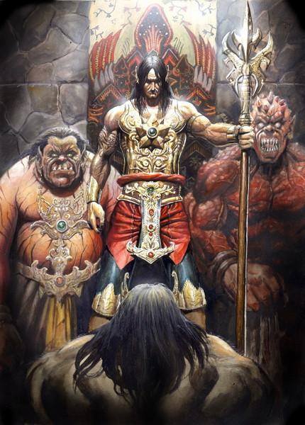 King Garillad