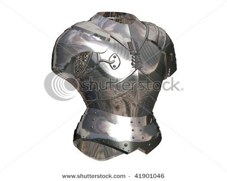 +1 Breastplate