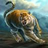 (Monster) Dire Tiger