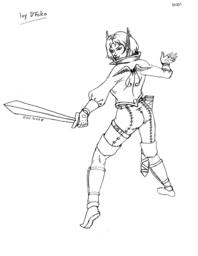 Ivy D'Falco