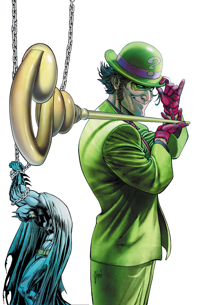Edward Nygma (Riddler)