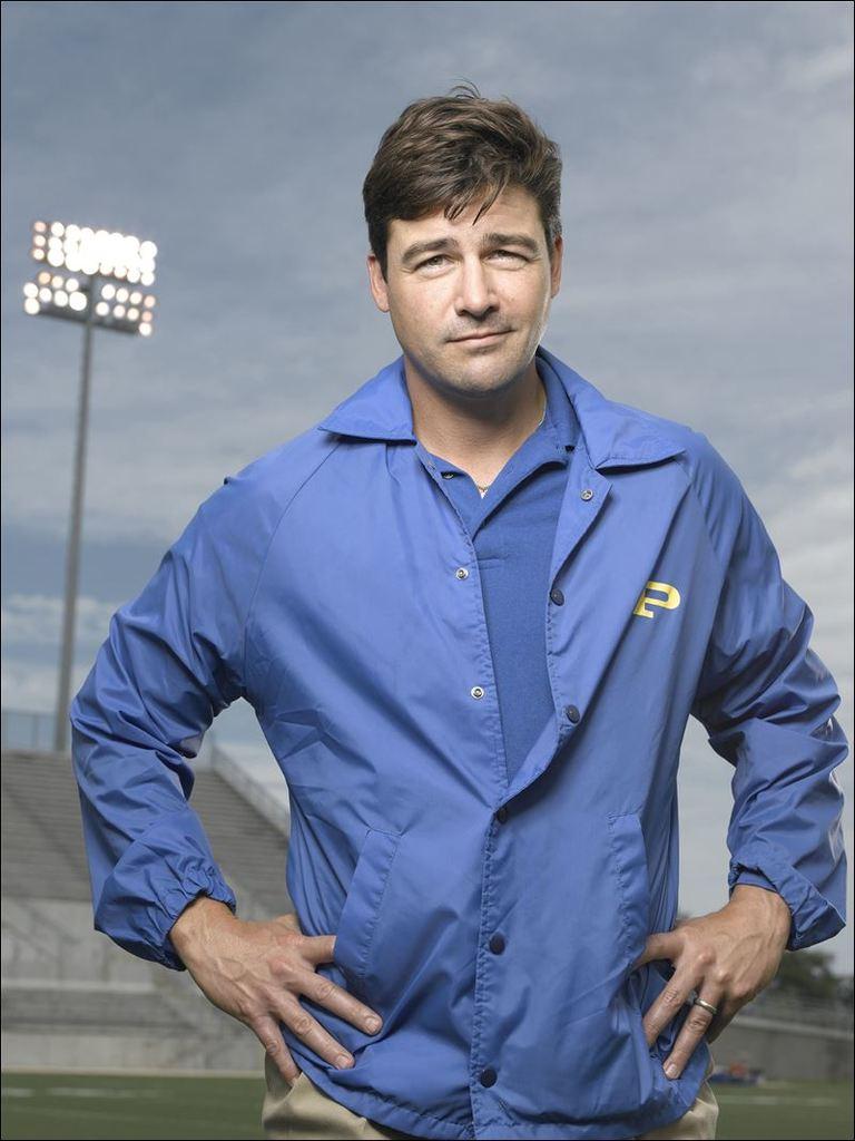 Coach Marcus Crawford