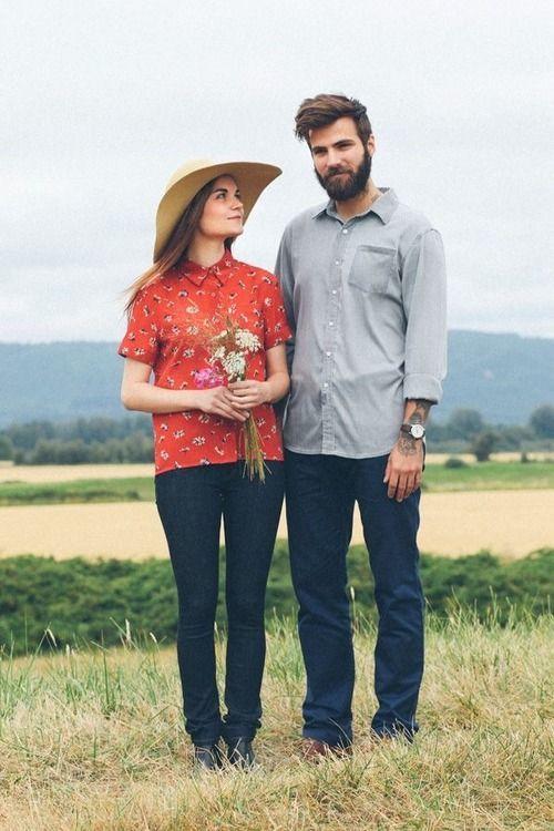 Matthew Harrows & Michelle Rowe