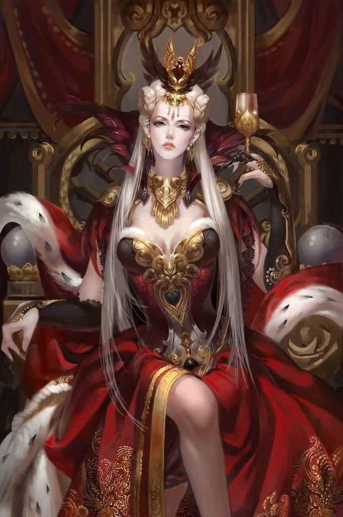 Dutchess Lucelle Marian de Bathory'