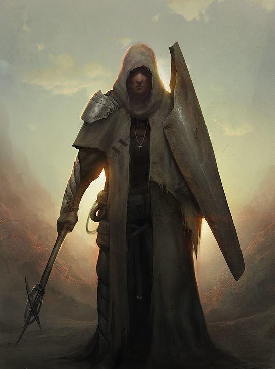 Garrum the Protector