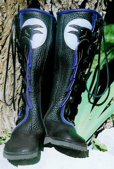 Burglar Boots