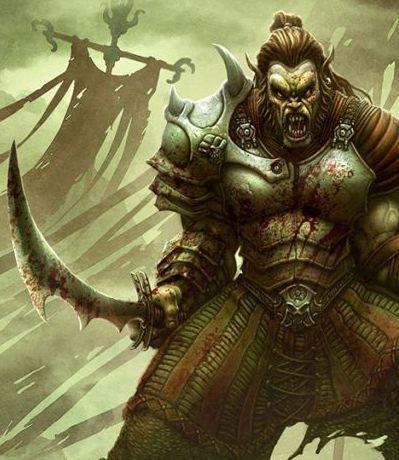 Warlord Magami