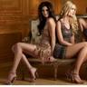 Eva, Camilla i Diana