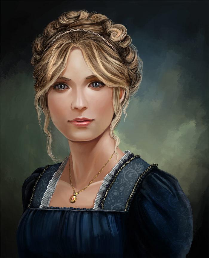 Queen Maria Caratacus