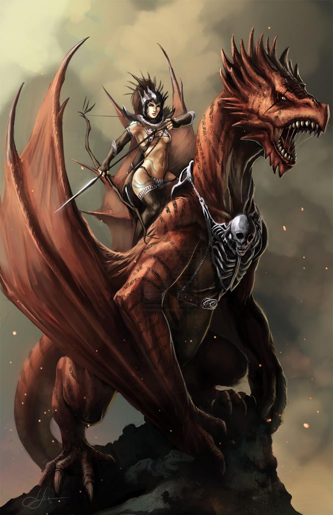 Beast Rider