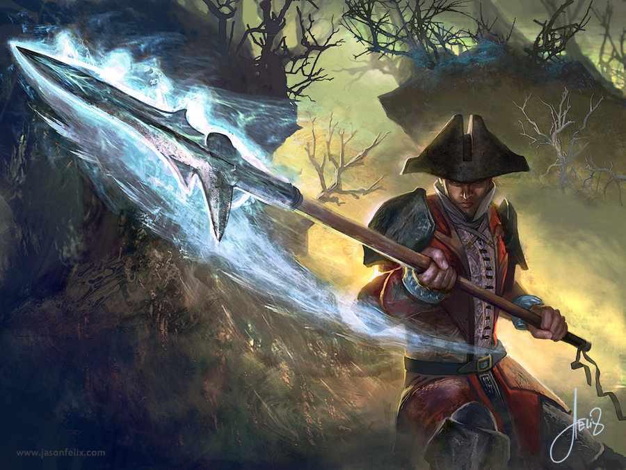 Spear of Secrets