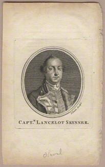 Captain Lancelot Skynner