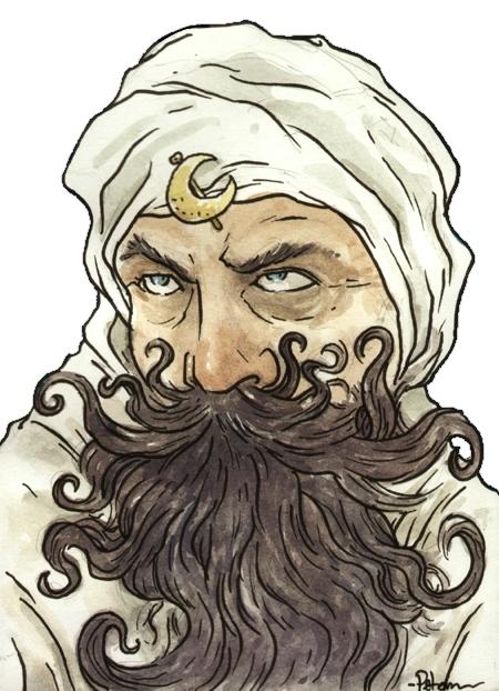Hassad of the Beard