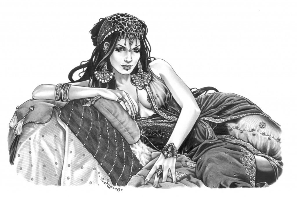 Dimiona von Zorgan