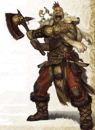 Captain Orgoth
