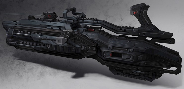 Power Armor Rifle, Fusion