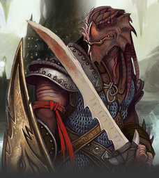 Captain Suldren Dragonsbane