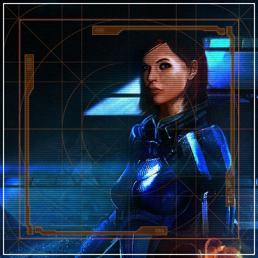 Commander Amanda Shepard