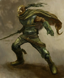 Garel-Kai Ryonix [Deceased]died of sand demon poison