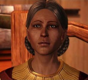 Reverend Mother Valha